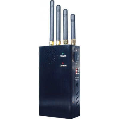 135,95 € Kostenloser Versand | Handy-Störsender Mobiler Hochleistungs-Signalblocker GSM Portable 20m