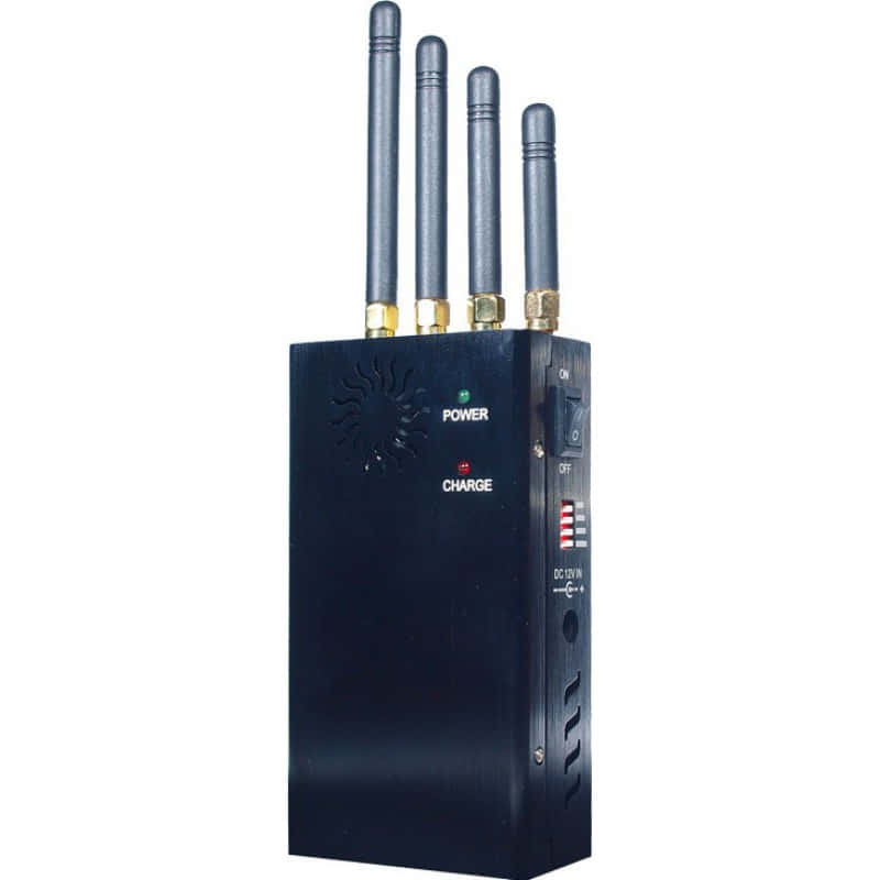 135,95 € Бесплатная доставка | Блокаторы мобильных телефонов Мощный портативный блокатор сигналов GSM Portable 20m