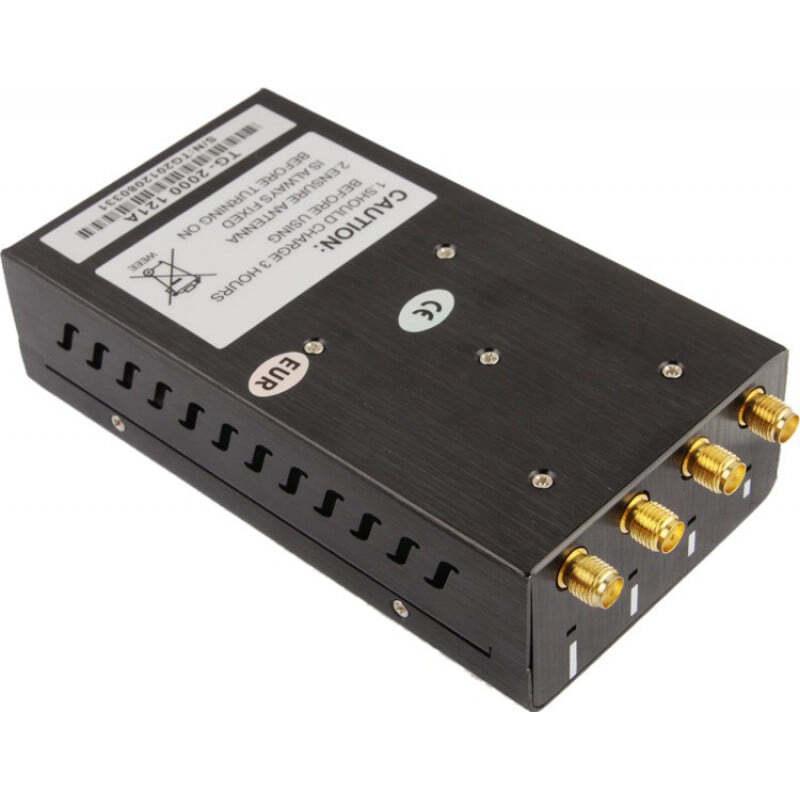 135,95 € Kostenloser Versand   Handy-Störsender Mobiler Hochleistungs-Signalblocker Portable 15m