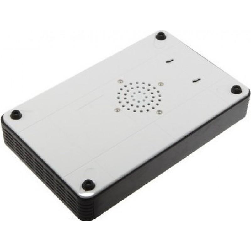 Handy-Störsender Tragbarer Signalblocker. weiße Farbe GSM Portable 40m