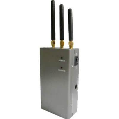 Bloqueadores de WiFi Bloqueador de señal inalámbrico portátil Portable 25m