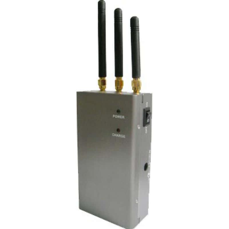 WiFi Jammers Portable wireless signal blocker Portable 25m