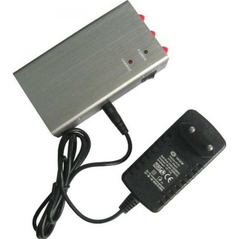 Bloqueurs de WiFi Bloqueur de signal sans fil portable Portable 25m