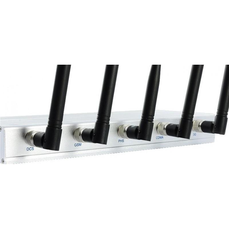 Jammer Accessories 5 Bands. RF signal blocker/Jammer antenna