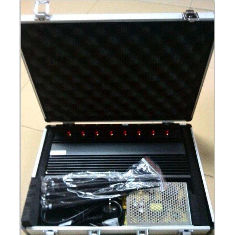 Cell Phone Jammers 16W Sensitive desktop signal blocker Desktop