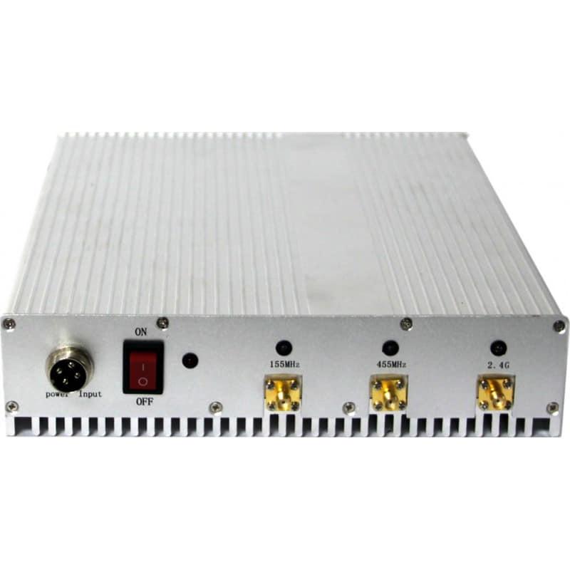 Bloqueurs de Téléphones Mobiles Bloqueur de signal de bureau. 8 antennes Desktop