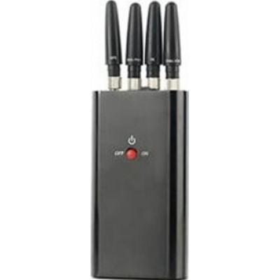 Handheld Full-function wireless signal blocker