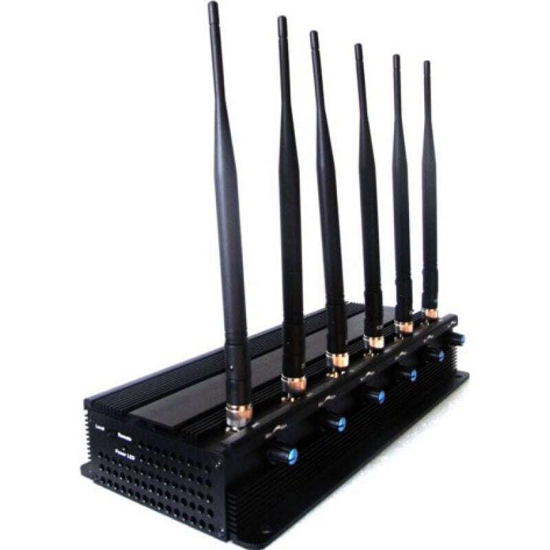 259,95 € Kostenloser Versand | Handy-Störsender Einstellbarer Signalblocker 4G