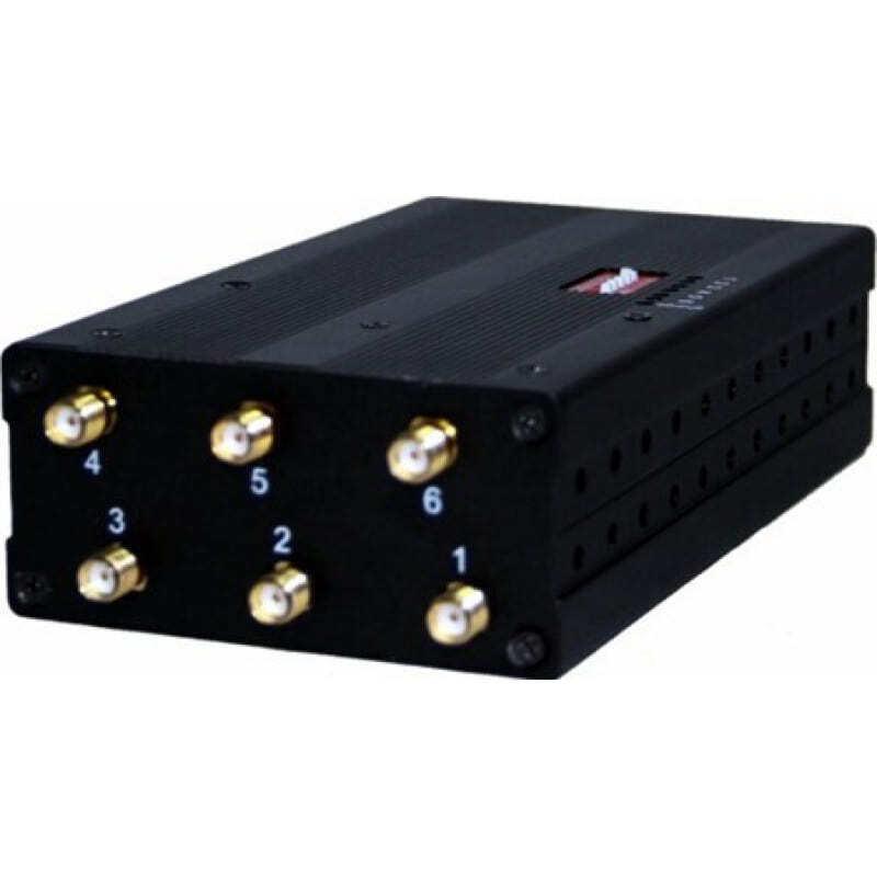 Cell Phone Jammers 6 Antennas. Handheld signal blocker 3G Handheld