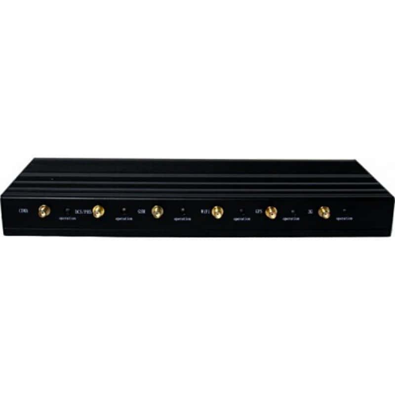 Handy-Störsender Desktop-Signalblocker. 6 Antennen Desktop