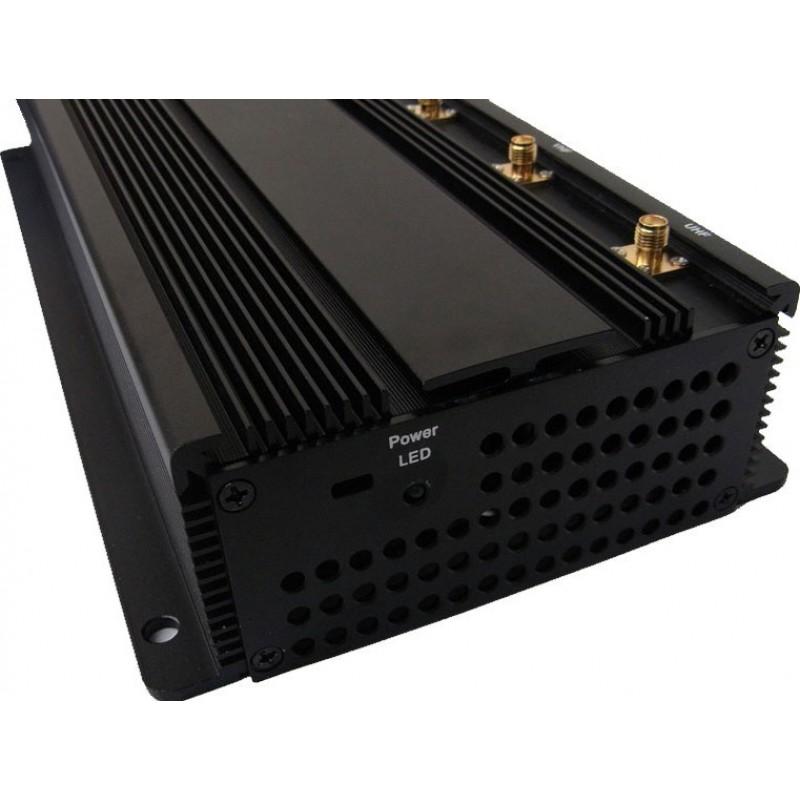 259,95 € Free Shipping   Cell Phone Jammers Omni directional signal blocker. 6 Antennas VHF