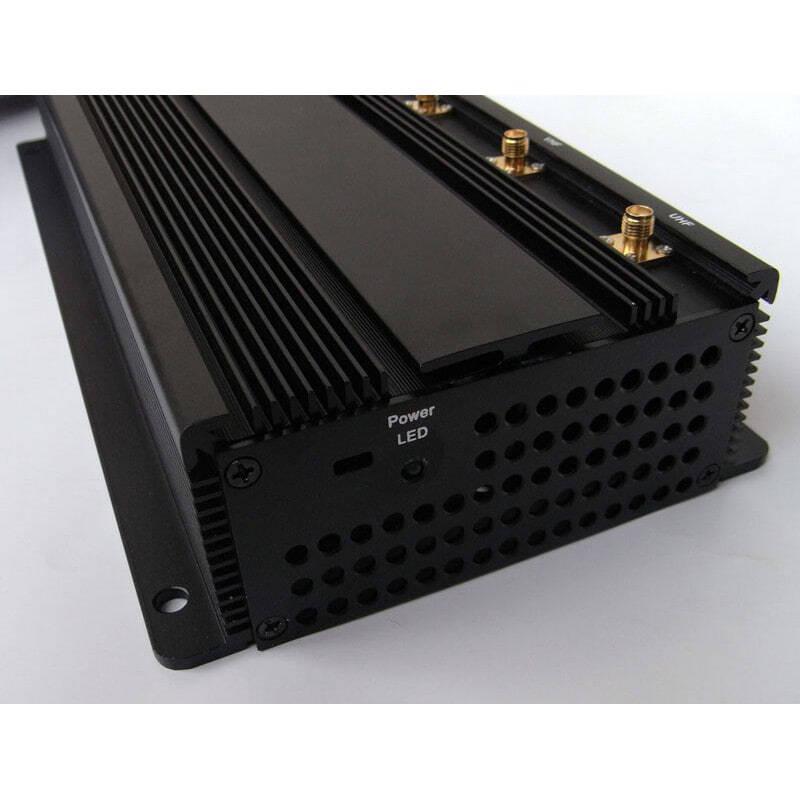 265,95 € Envoi gratuit | Bloqueurs de Téléphones Mobiles Bloqueur de signal de bureau. 6 antennes VHF Desktop