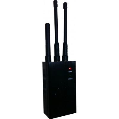Ferngesteuerte Störsender Universal. Alle Fernbedienungen tragbarer Signalblocker 315MHz Portable