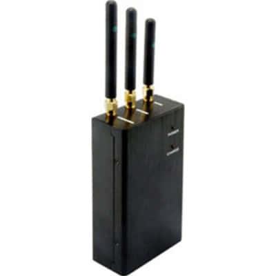 Bloqueur de signal sans fil portable