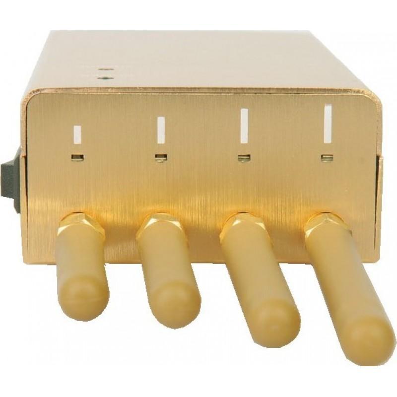 122,95 € Kostenloser Versand | Handy-Störsender Tragbarer Signalblocker Portable