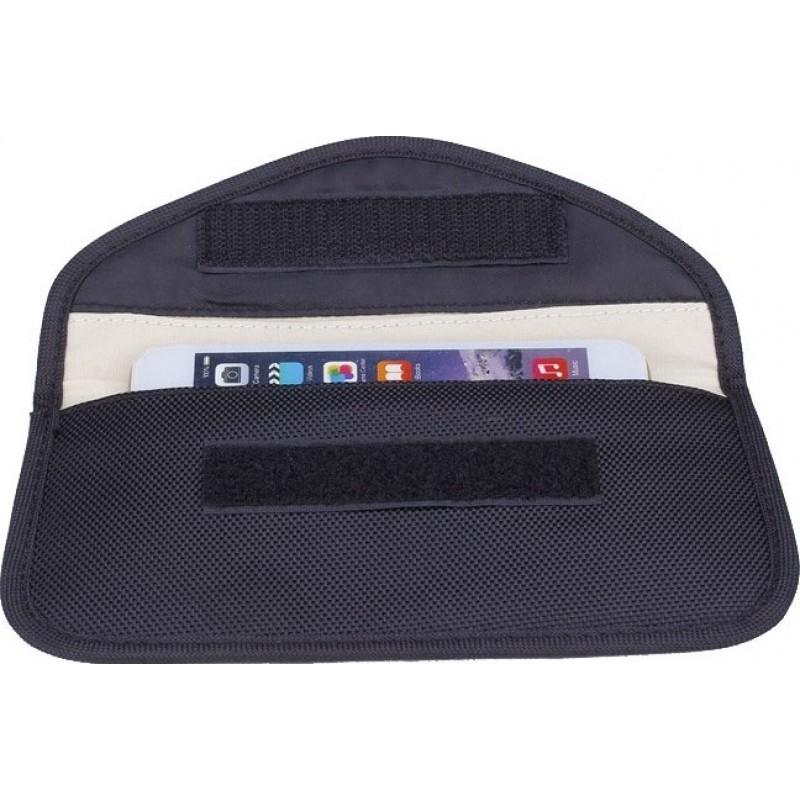 29,95 € Envoi gratuit | Accessoires d'Inhibiteur Pochette pour bloqueur de signal de téléphone cellulaire. Anti-rayonnement. Anti-démagnétisme