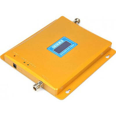 Cell phone signal booster. iPhone compatible