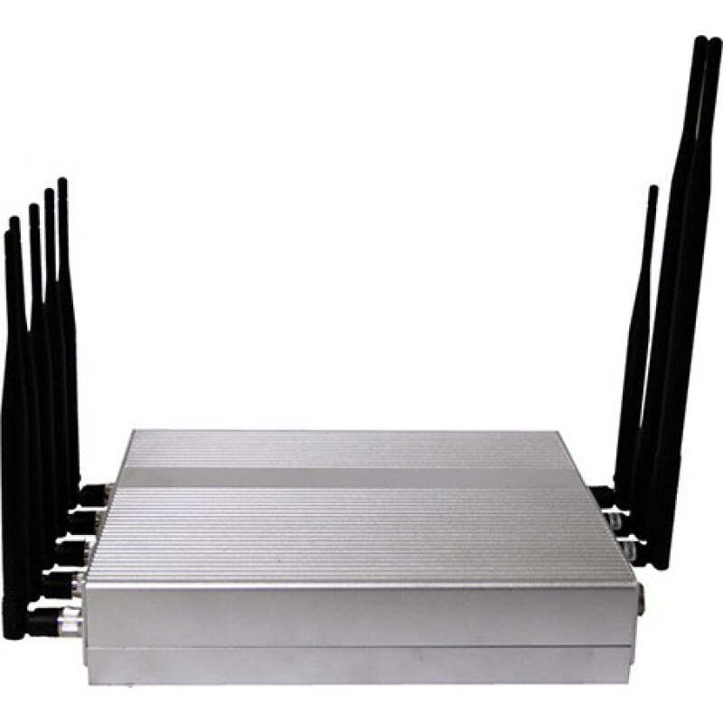 Cell Phone Jammers Powerful signal blocker. 8 Antennas VHF