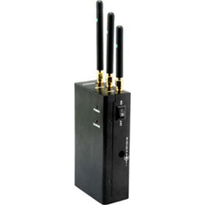 Блокировщики WiFi Портативный беспроводной блокиратор сигналов Portable