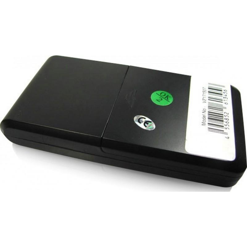 73,95 € Envoi gratuit | Bloqueurs de Téléphones Mobiles Mini bloqueur de signal portable Portable