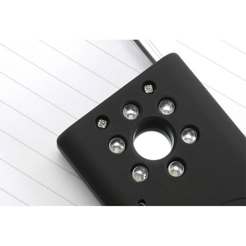 31,95 € 免费送货 | 信号探测器 无线信号和间谍相机镜头探测器。隐私保护反间谍设备