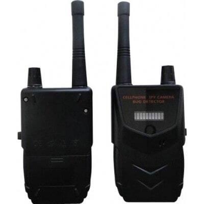 73,95 € 免费送货 | 信号探测器 无线RF / RC探测器。反间谍设备(TX频率:800-1500MHz和1800-2500MHz)