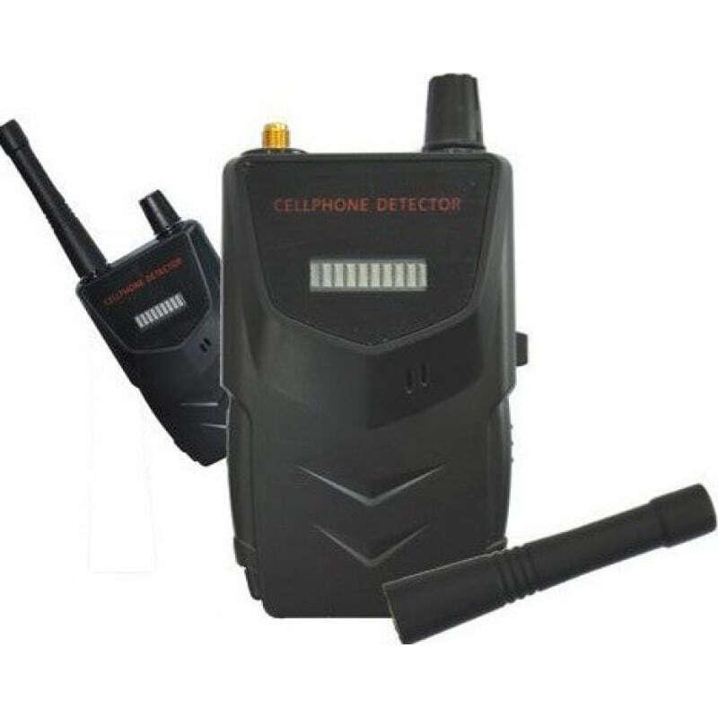 73,95 € Envoi gratuit | Détecteurs de Signal Détecteur RF / RC sans fil. Dispositif anti-espion (fréquence d'émission: 800-1500 MHz et 1800-2500 MHz)