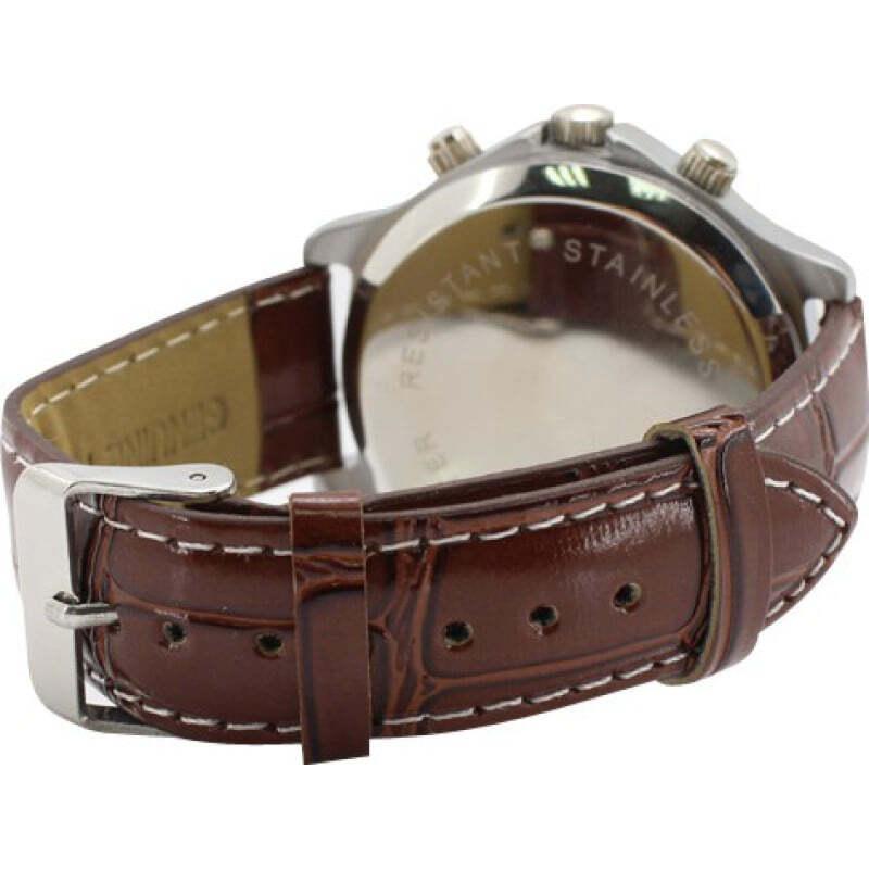 Шпионские наручные часы Ультратонкие водонепроницаемые часы-шпион. Скрытая камера. Цифровой видеорегистратор (DVR). Звукозаписывающее устройство. Функци 8 Gb 720P HD