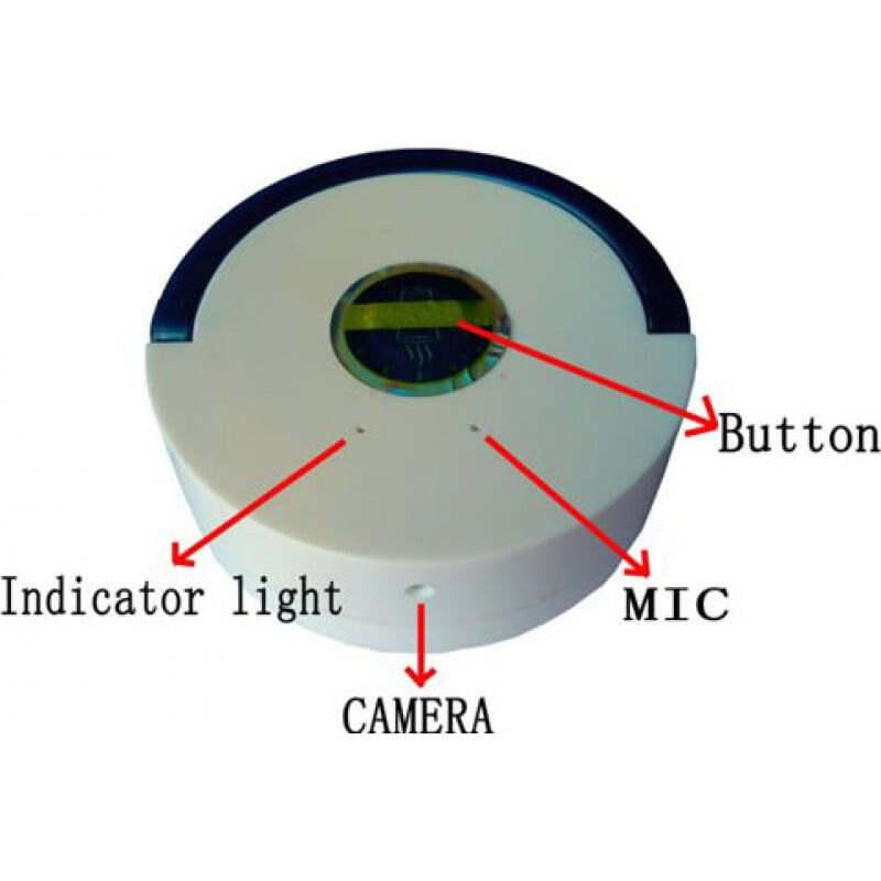 46,95 € Envoi gratuit | Autres Caméras Espion Coupe Spy. Détection de mouvement. Enregistreur vidéo numérique (DVR). Caméra multifonction