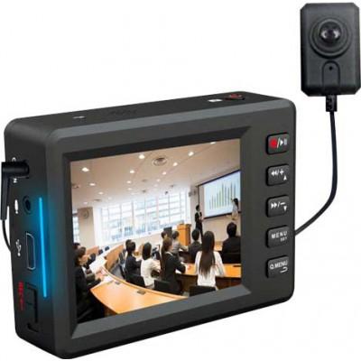 111,95 € Бесплатная доставка | Другие скрытые камеры Ангельский глаз Мини цифровой видеорегистратор (DVR). Пинхол скрытая камера. Определение движения. Запись одним касанием. 2,5-дю
