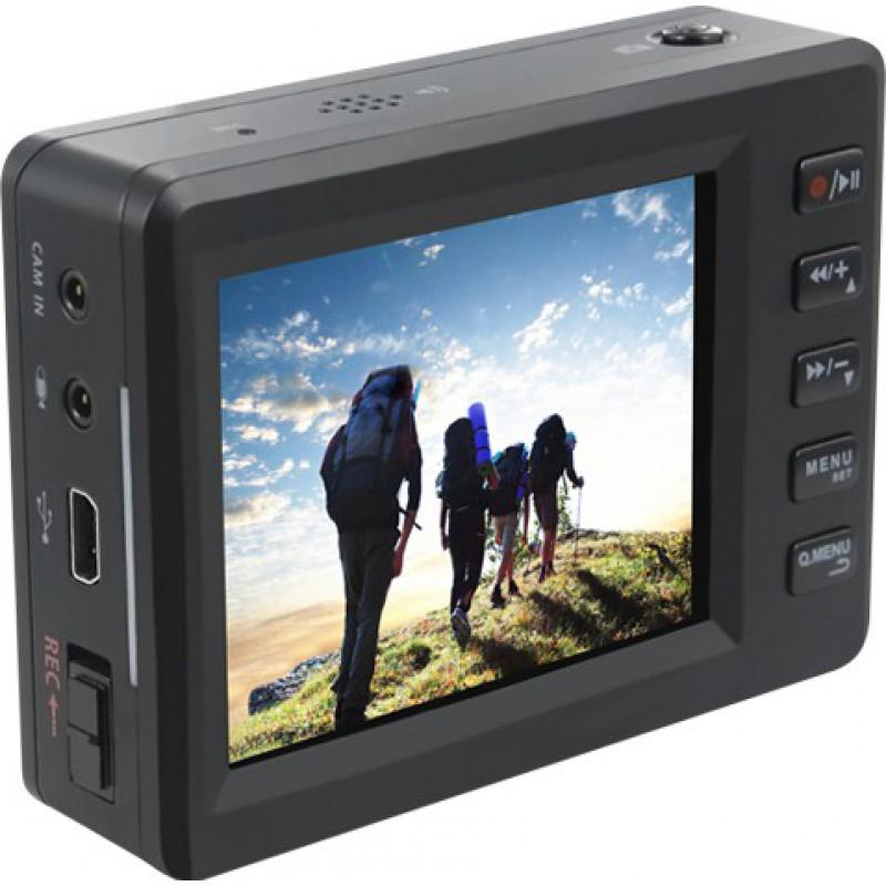 111,95 € 免费送货 | 其他隐藏的相机 天使之眼。迷你数字录像机(DVR)。针孔隐藏的相机。运动检测。一键录音。 2.5英寸屏幕