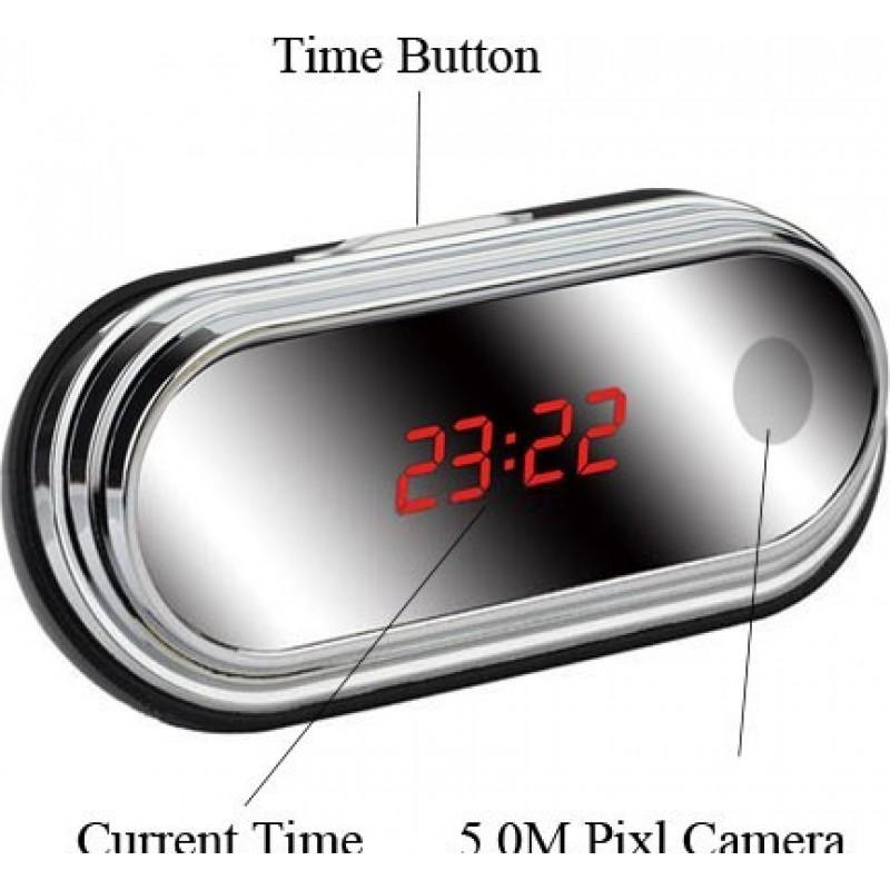 59,95 € Kostenloser Versand | Uhr versteckte Kameras Multifunktionaler Wecker. Fernbedienung (RC). Mini versteckte Kamera. Digitaler Videorecorder (DVR). Lange Aufnahmezeit 1080P Full HD