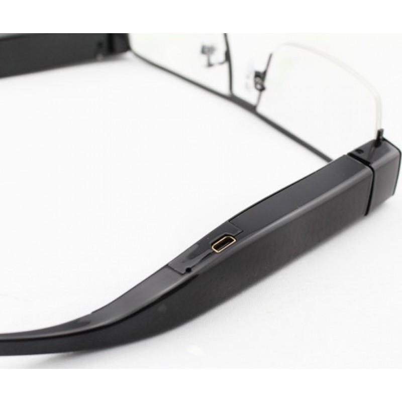 44,95 € Envoi gratuit | Lunettes Espion Lunettes Fashion Spy. Lunettes de soleil caméra espion. Enregistreur vidéo numérique (DVR) Spy Camera. 5 mégapixels 1080P Full HD