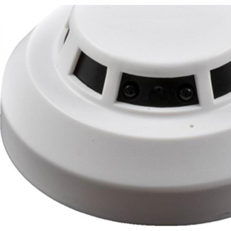61,95 € Envoi gratuit | Autres Caméras Espion Détecteur de fumée caméra cachée. Caméra espion. Enregistreur vidéo numérique (DVR). Détection de mouvement. Télécommande. H264 1080P Full HD