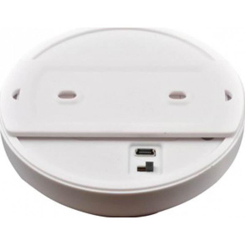61,95 € 免费送货 | 其他隐藏的相机 烟雾探测器隐藏摄像头间谍相机。数字录像机(DVR)。运动检测。遥控。 H264。红外夜视 1080P Full HD