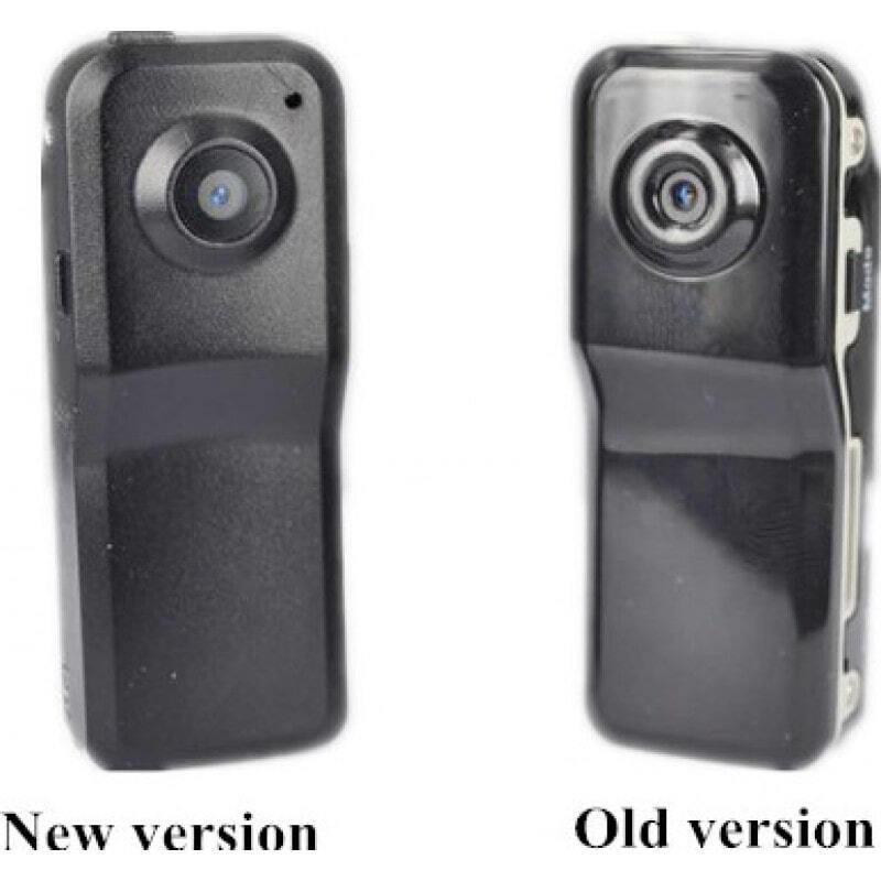 39,95 € Бесплатная доставка | Другие скрытые камеры Мини скрытая камера. Высококачественный звук. Определение движения. Карта TF до 64 Гб 8 Gb 1080P Full HD