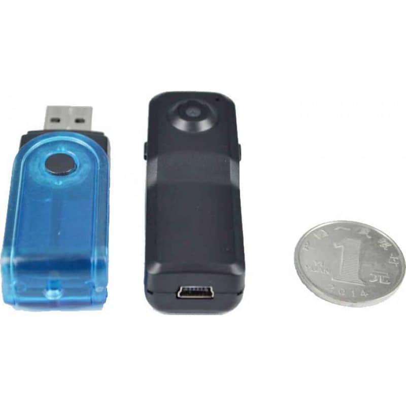 39,95 € Envoi gratuit | Autres Caméras Espion Mini caméra cachée. Audio haute fidélité. Détection de mouvement. Carte TF jusqu'à 64 Gb 8 Gb 1080P Full HD