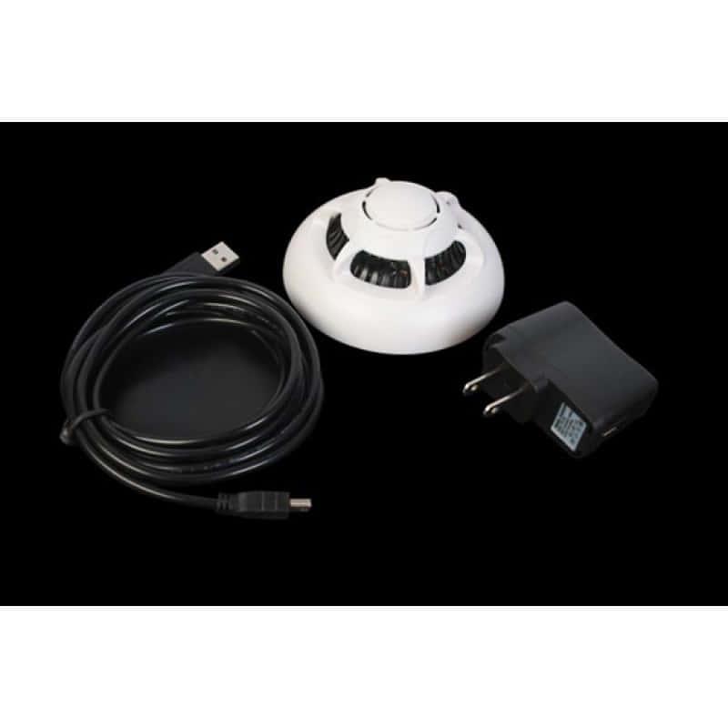 52,95 € Бесплатная доставка | Другие скрытые камеры Детектор дыма скрытая камера. Беспроводной Интернет / WiFi. Смартфоны и ПК контролируются 720P HD