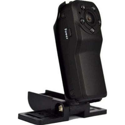 44,95 € 送料無料 | その他の隠しカメラ 140度の広角。ミニデジタルビデオレコーダー(DVR)。隠しカメラ。モーション検知。 IRナイトビジョン。最大64 Gbのメモリ 1080P Full HD