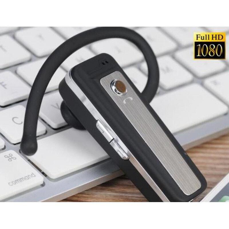 59,95 € Envoi gratuit | Autres Caméras Espion Caméra espion en forme d'écouteur sans fil. Mini caméra cachée. H264 1080P Full HD