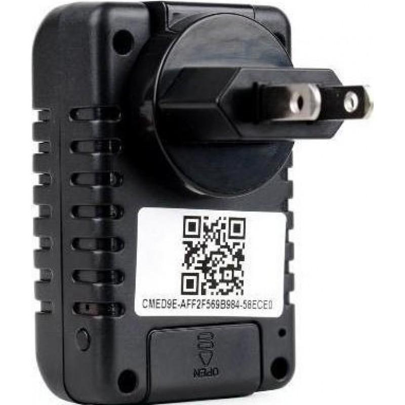 59,95 € 免费送货   其他隐藏的相机 壁式充电器适配器间谍相机。隐藏的相机。无线上网 1080P Full HD