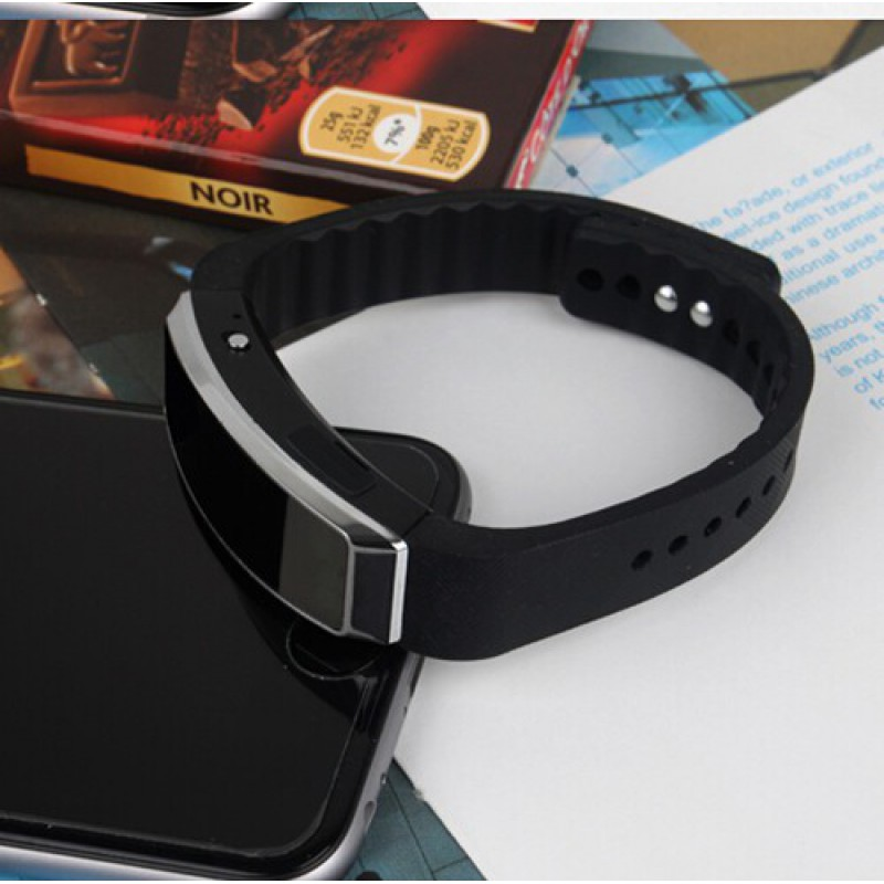Signal Detectors Multifunctional MP3 and smart voice recorder bracelet 16 Gb