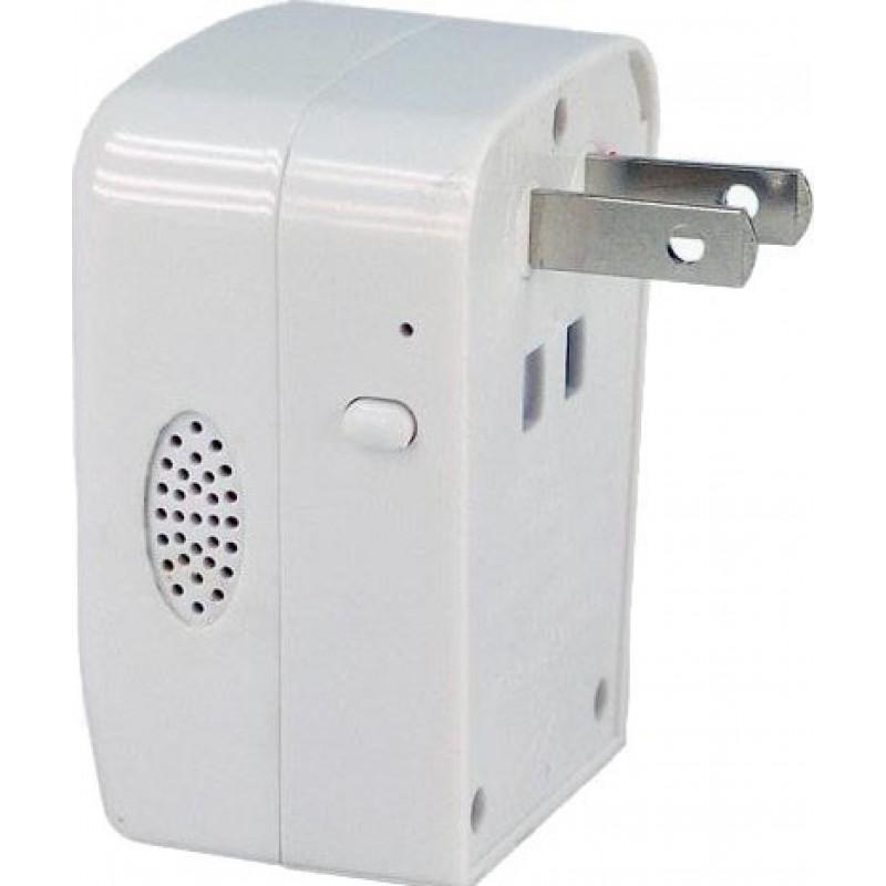 Andere versteckte Kameras Universeller Spionadapter mit digitalem Mini-Videorecorder. Lochkamera (DVR). Bewegungserkennung