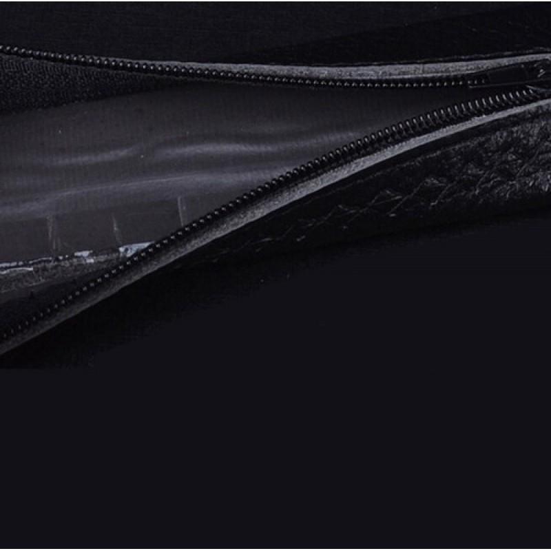 Gadgets Espion Ceinture en cuir cache-monnaie imperméable