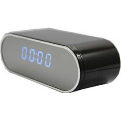 59,95 € 免费送货 | 时钟隐藏的相机 隐藏的相机。间谍台钟相机。远程无线控制器。摄像机。数字录像机(DVR)。 H264 /无线网络 1080P Full HD