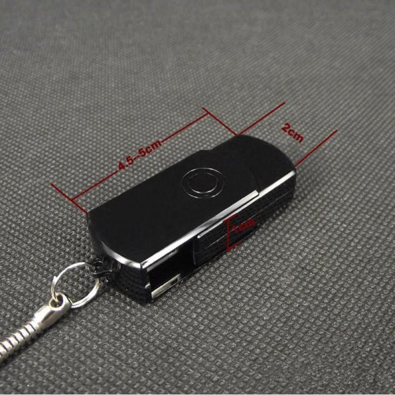 32,95 € Free Shipping | USB Drive Hidden Cameras Spy USB device. USB Flash drive hidden camera. Motion detection. Digital video recorder (DVR) 1080P Full HD