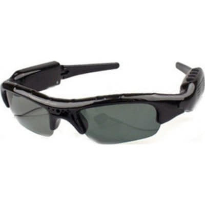34,95 € Envio grátis   Óculos Espiã Óculos de espião. Câmera escondida Óculos de sol. Gravador de vídeo digital (DVR)