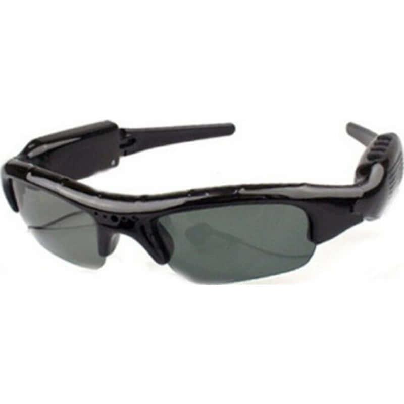 34,95 € Kostenloser Versand | Brillen mit verstecktern Kameras Brillen ausspionieren. Versteckte Kamera Sonnenbrille. Digitaler Videorecorder (DVR)