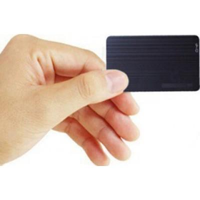 45,95 € Envio grátis | Detectores de Sinal Mini gravador de voz. Em forma de cartão 8 Gb