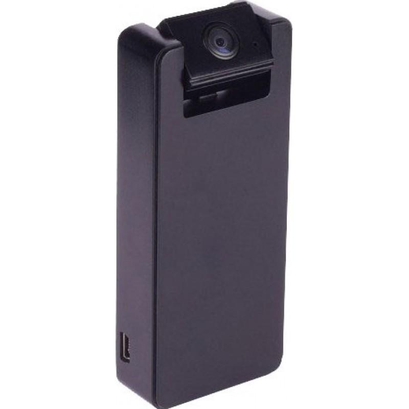 Autres Caméras Espion Mini caméra cachée. Angle de vision de 160 degrés 720P HD